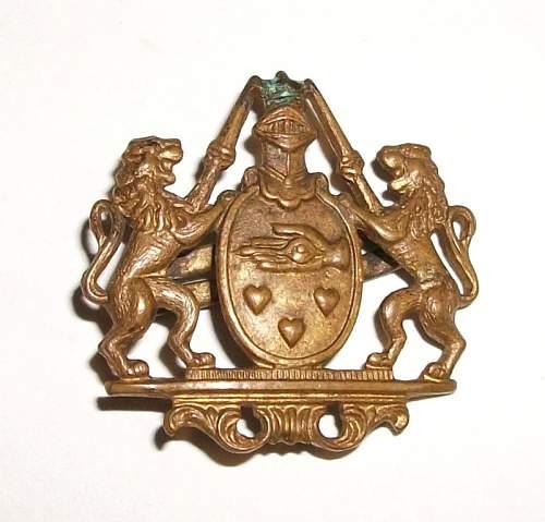 European? Badges