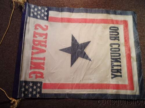 Son in service banner