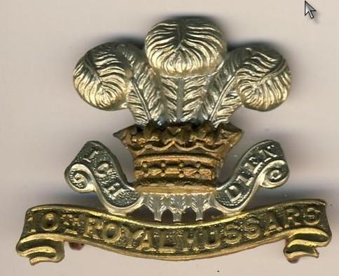 Please help - Unknown Cap Badge