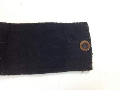 WWI British MP Armband