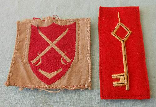 Click image for larger version.  Name:Cloth Badges.JPG Views:44 Size:273.3 KB ID:522372