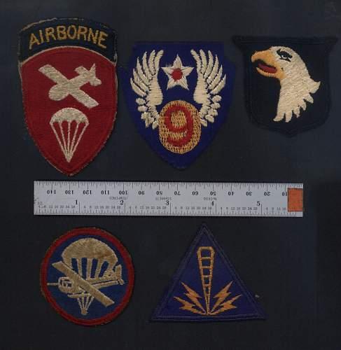 Click image for larger version.  Name:Yankee Badges 1.JPG Views:2009 Size:232.2 KB ID:52784