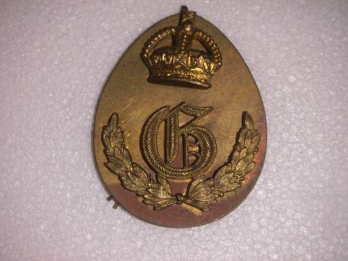 Click image for larger version.  Name:1st Class Gunnery badge.jpg Views:144 Size:269.0 KB ID:545060