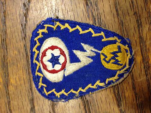 Manhattan Project Insignia for Review