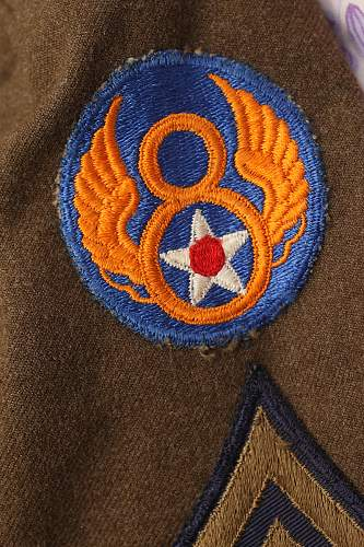 USAAF badges authentic?