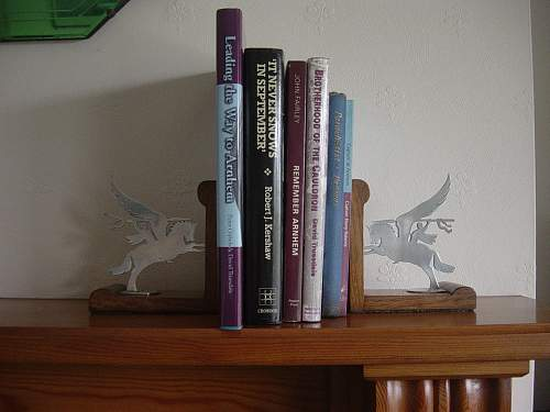 Click image for larger version.  Name:Pegasus book ends 001.jpg Views:392 Size:245.1 KB ID:56473