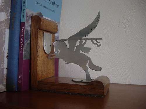 Click image for larger version.  Name:Pegasus book ends 003.jpg Views:533 Size:236.3 KB ID:56475