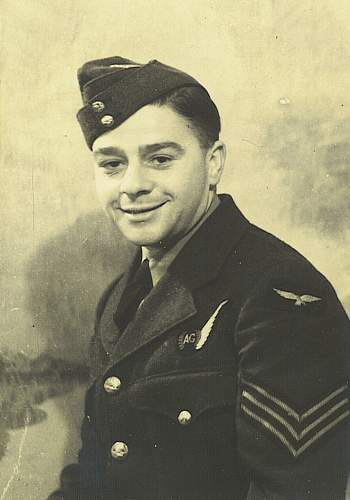 Click image for larger version.  Name:Sid. RAF Alness 1943.jpg Views:469 Size:51.4 KB ID:572346