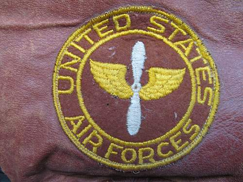 United States Air Forces  patch