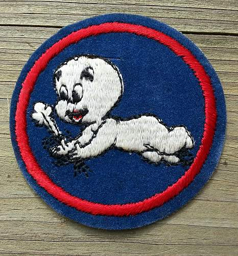 Need help identifying patch