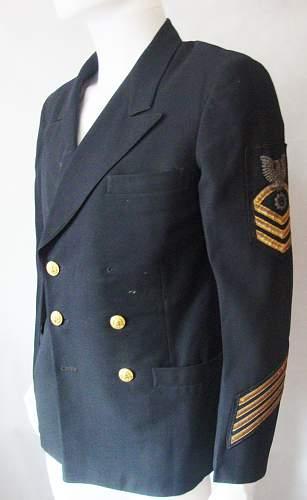 US Chief engineman badge date??