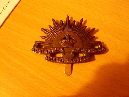 Click image for larger version.  Name:Australian badge.jpg Views:36 Size:53.4 KB ID:588631
