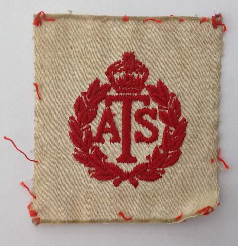 Click image for larger version.  Name:Red on white ATS badge.jpg Views:61 Size:168.4 KB ID:590506