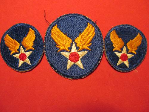 Info needed on aaf mini  patch