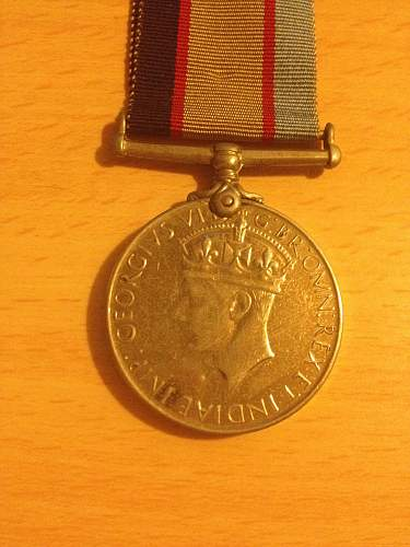 Click image for larger version.  Name:Australlia Service medal back.jpg Views:27 Size:322.9 KB ID:623100