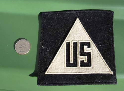 Unknown US Cloth Arm Band