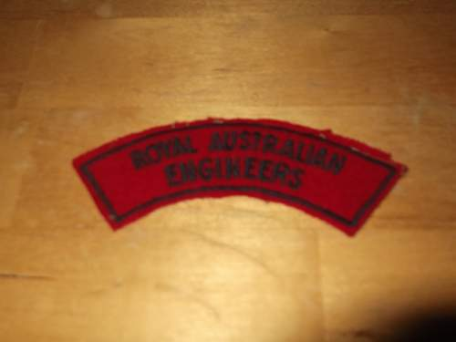 WW2 insignias?