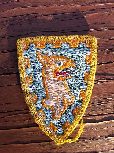 Unknown US Patch