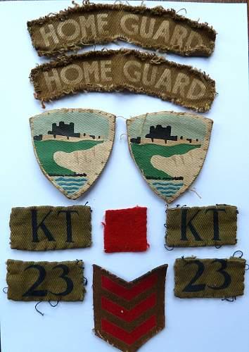 Home Guard Insignia