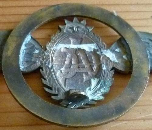 Argie Aviation Badge for identification please
