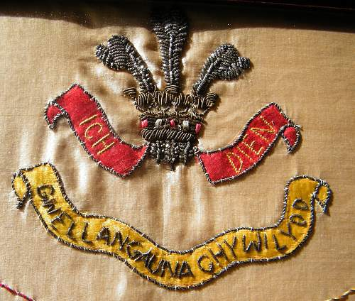 Click image for larger version.  Name:Welch embroidery motto detail.jpg Views:29 Size:231.6 KB ID:687866