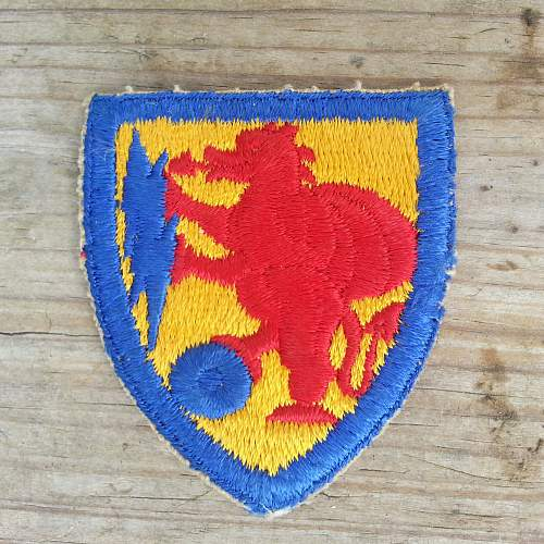 2nd Chemical Mortar Bn patch