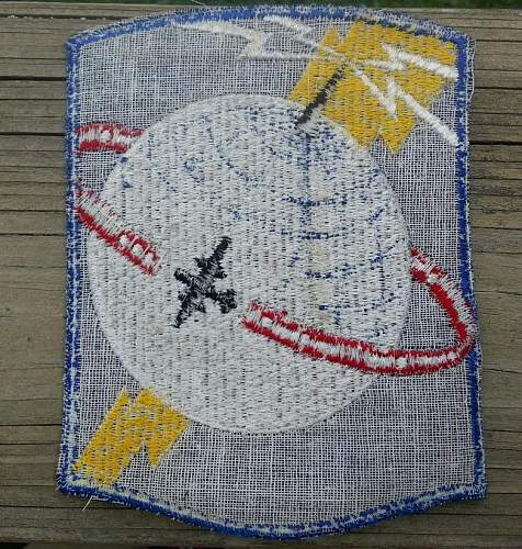 AACS (Army Airways Communication Systems) Patch for Review!