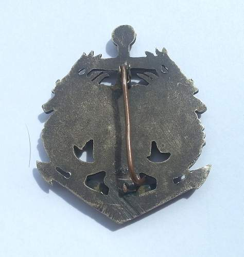 Free french forces insignia?