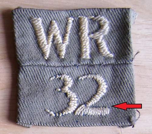 british home guard insignia