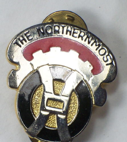 Unknown badge/pin