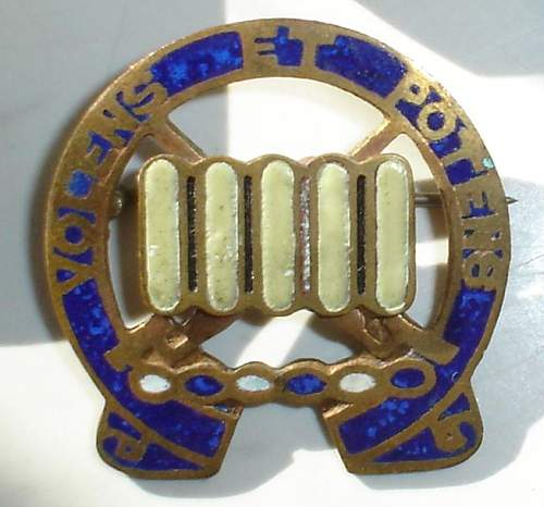 which unit-badge ?