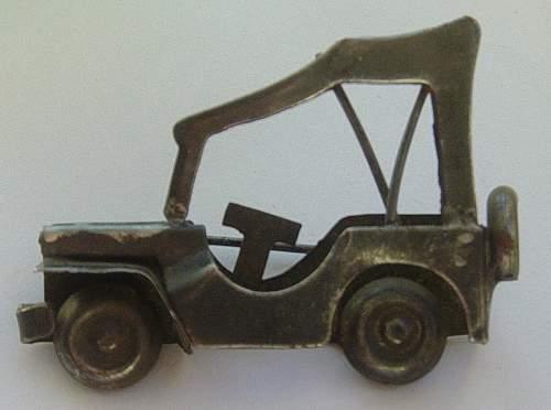 Jeep Broach