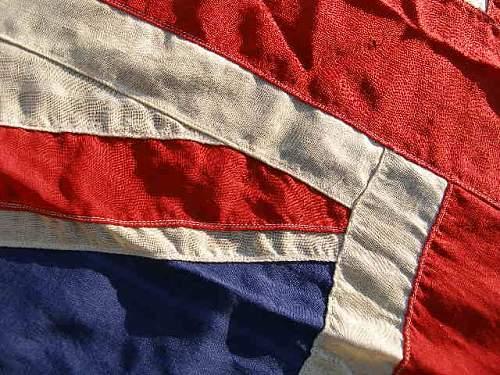 78th Infantry Divison Union Jack