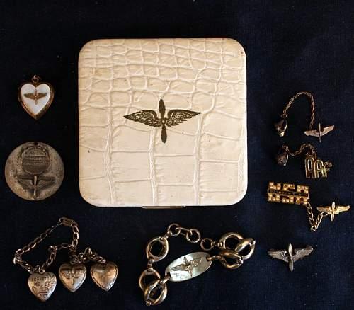 Sweetheart Jewelry- AAF