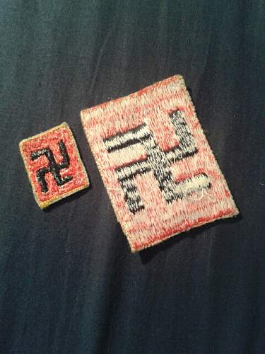 Could this Swastika Patch be American???