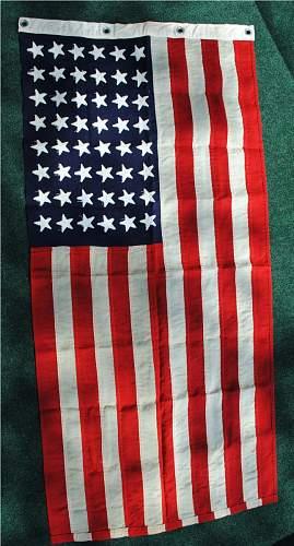 US Navy Ensign No. 11
