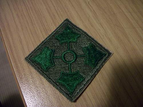Are these patches WW2 (1944) era?