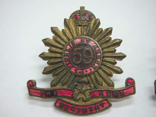 Click image for larger version.  Name:59th Battalion The Hume Regiment collars 3.jpg Views:37 Size:180.3 KB ID:748773