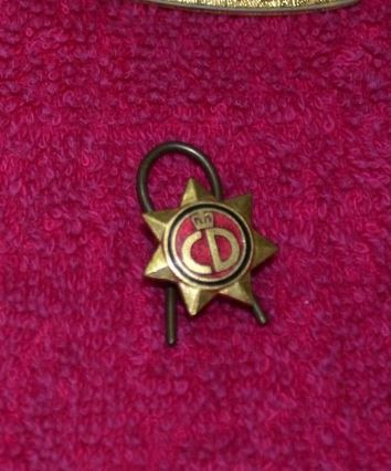 Mystery badge~ Russian ~ ???