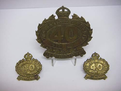 Click image for larger version.  Name:40th Battalion The Derwent Regiment Set 1 1.jpg Views:85 Size:192.9 KB ID:756153