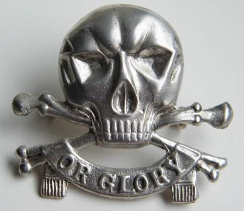 Lancers Cap Badge