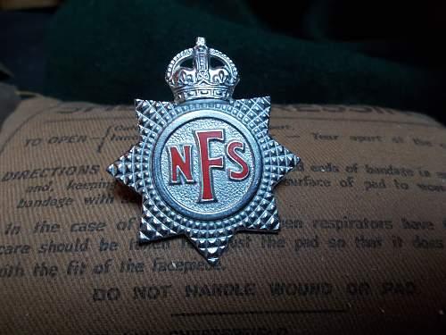 NFS badge