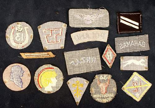 Insignia-'Patch King'