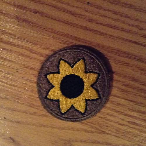Help with ID of patch