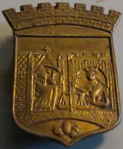 WW2 Norwegian badge identification