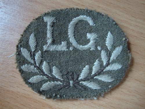 Lewis Gunner Trade Patch for review