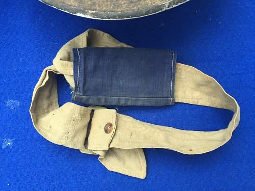 Unknown British item