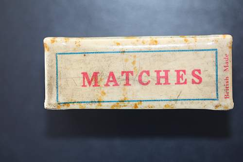 match box holder