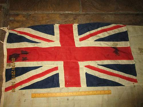 """Royal Navy Ensign (69"""" x 35"""") opinions?"""