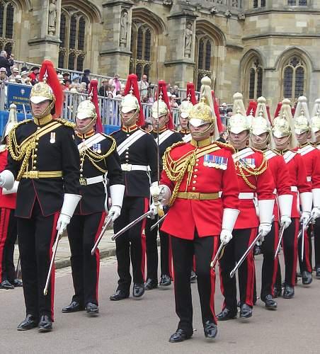 Unknown Epaulets - Royal Hussars?